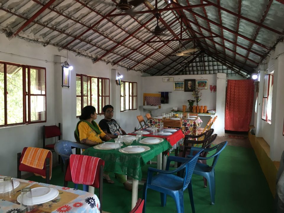 Salboni Retreat - Dining Space