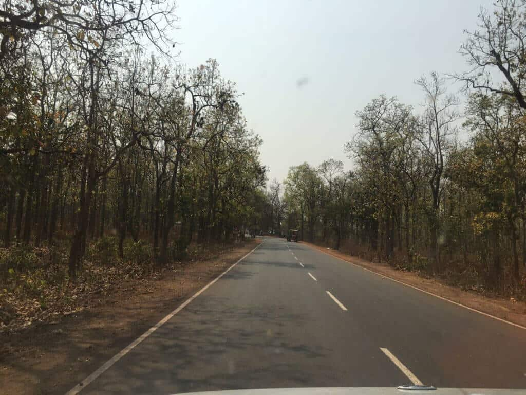 Jhargram - On The Way