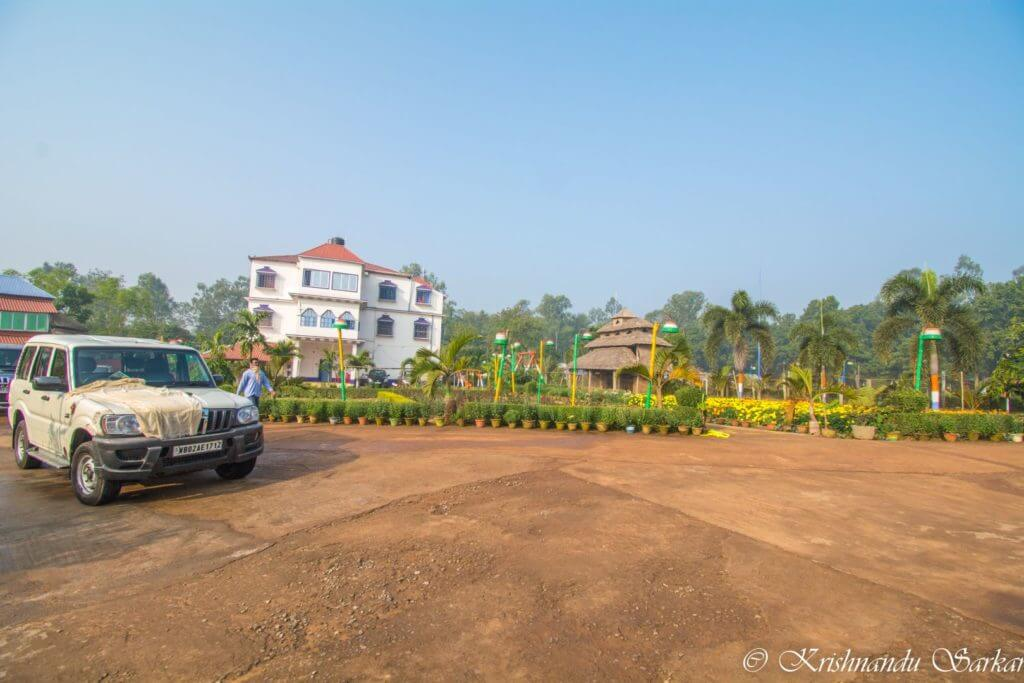 Banalata Resort at Joypur Forest